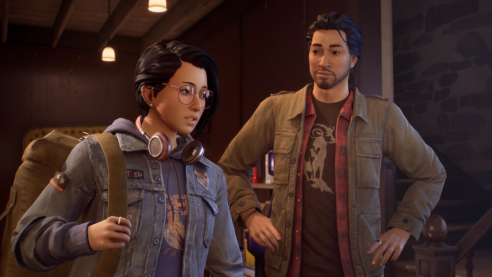 Life Is Strange: True Colors Focuses In on Alex's Brother, Gabe Chen