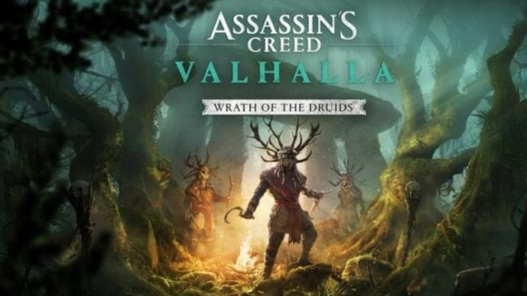 AC Valhalla Wraith Of The Druids DLC Release Time Revealed