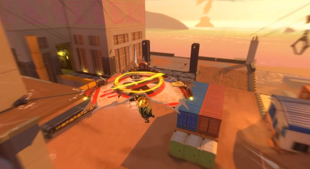 Knockout City - How Do You Use the Glider?