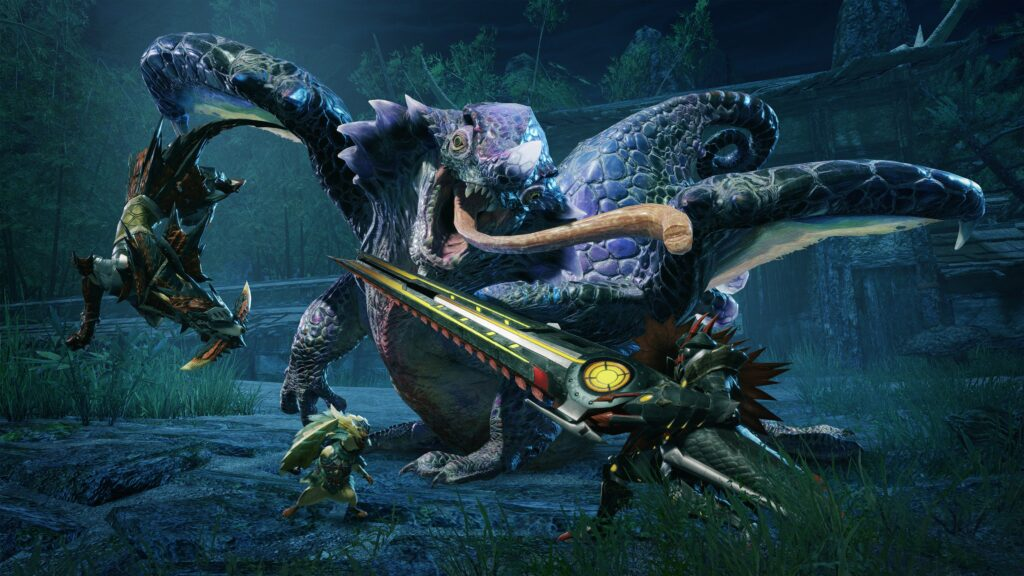 monster hunter rise 3.0 leaks story feature