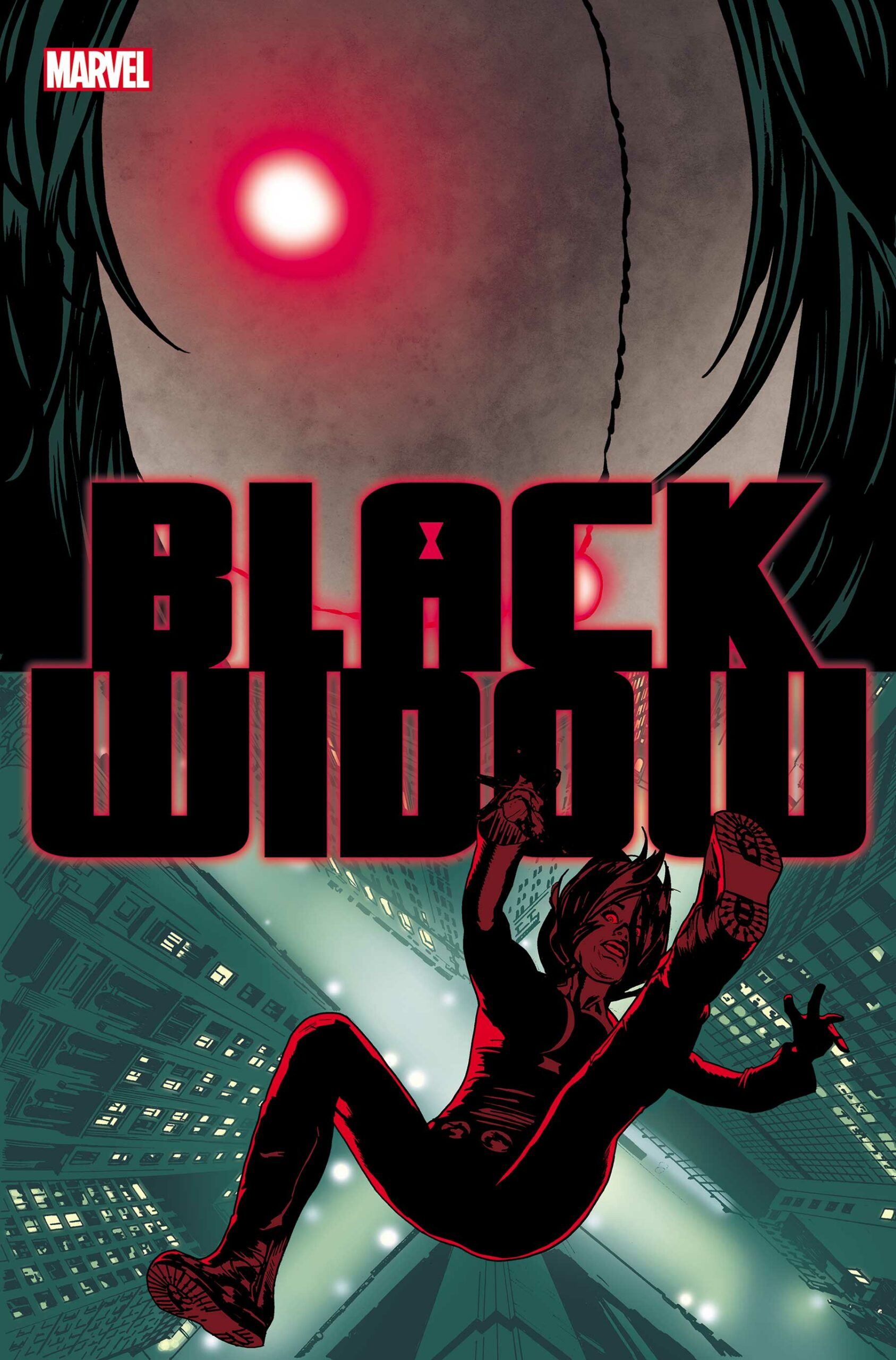 Black Widow Issue 8 Cover