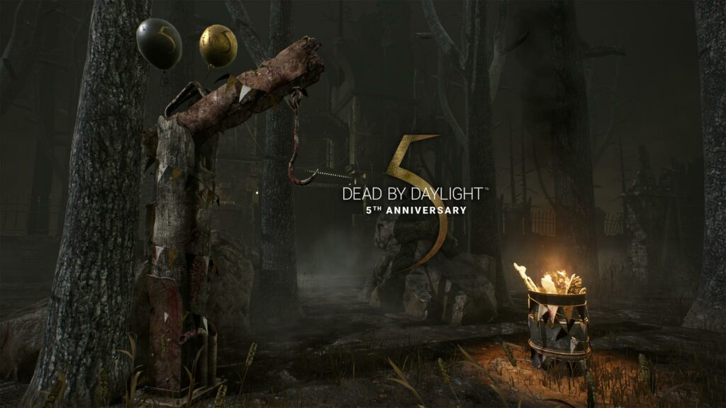 Dead By Daylight 5th Anniversary Event - How To Get Crown In DBD