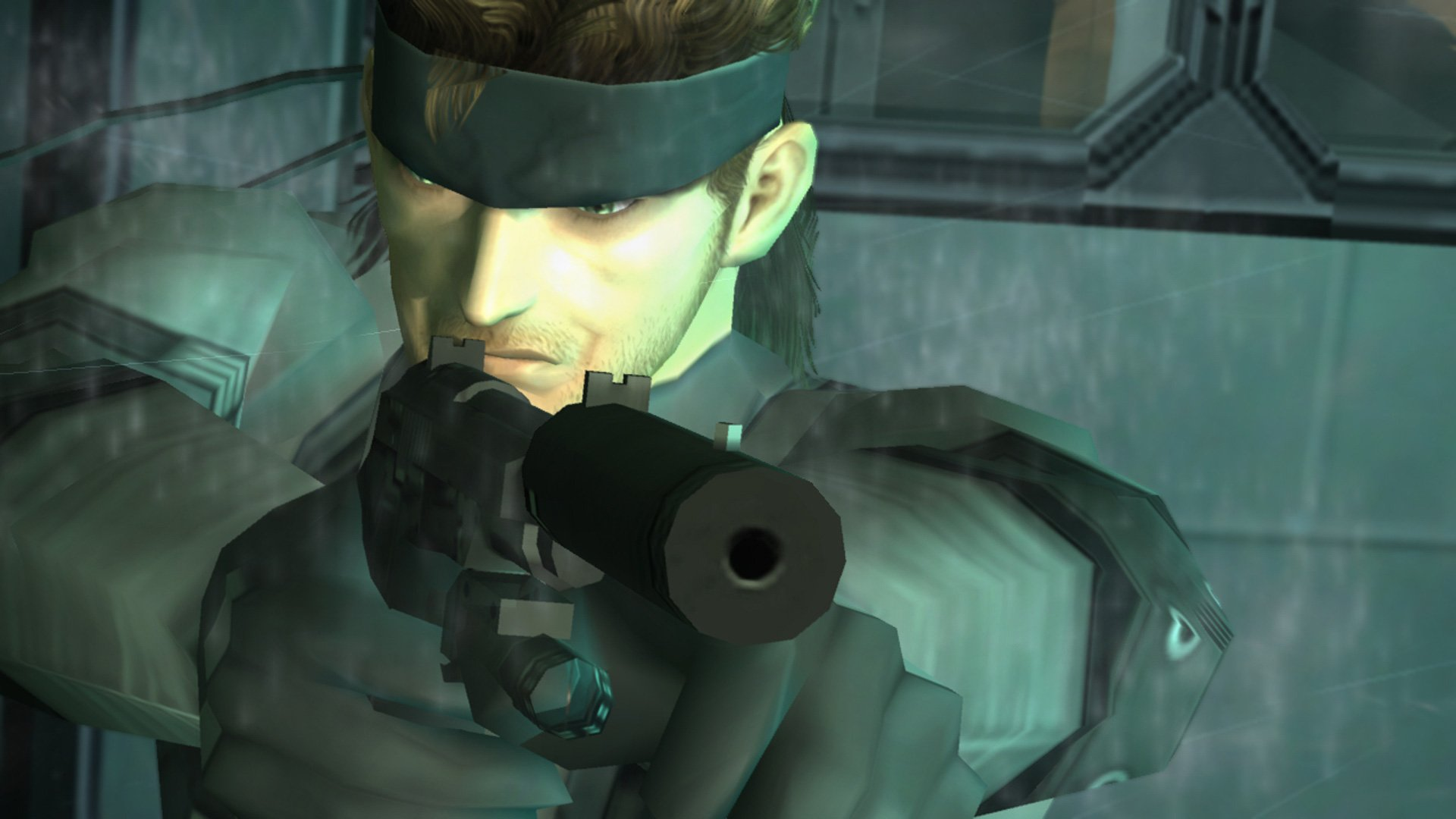 Metal Gear Solid Sons of Liberty