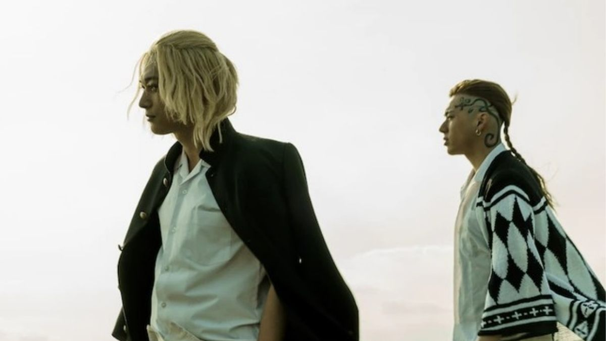 New Tokyo Revengers Live Action Movie Promo Released Shows Mikey And Draken