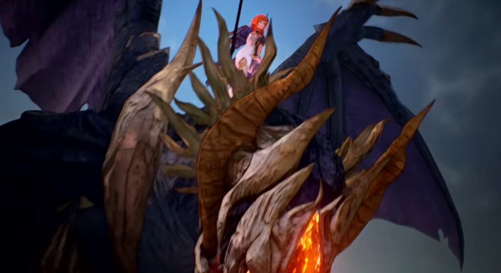 tales of arise trailer summer games fest new character