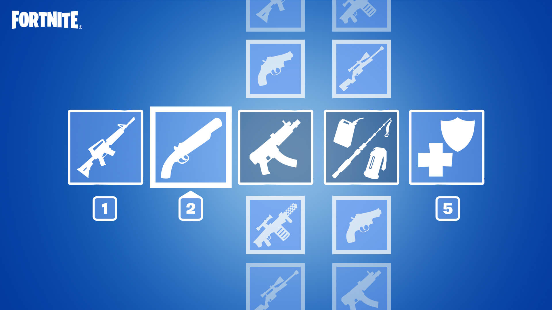 Fortnite – How to Enable Preferred Item Slots for Inventory