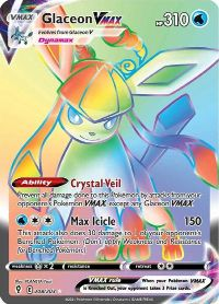 glaceon vmax evolving skies