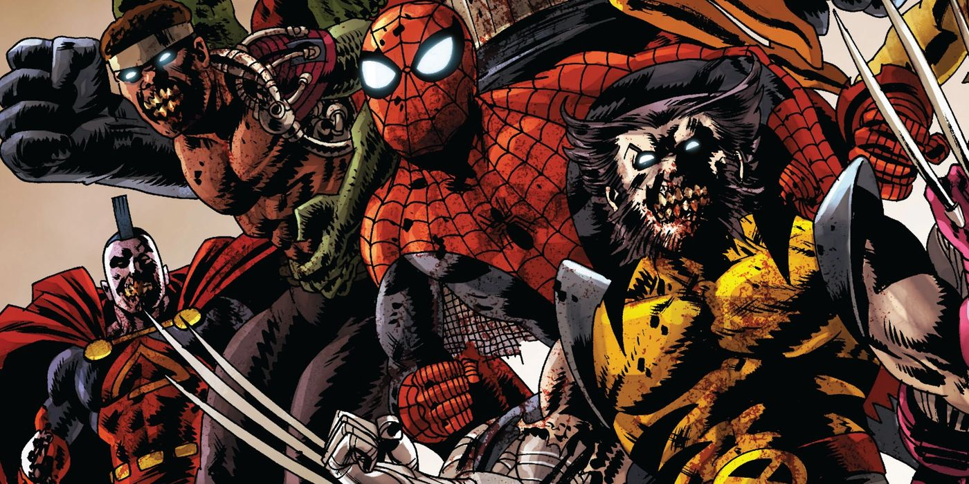 marvel zombies the avengers