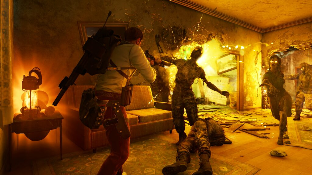 Rampage Inducer Cold War Zombies