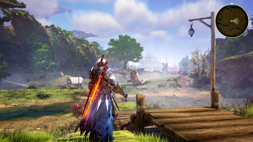tales of arise scenery