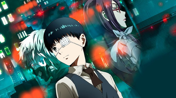 Tokyo Ghoul - anime like attack on titan